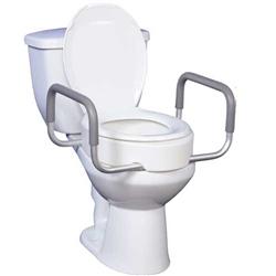 Drive Medical Premium 3 5 Quot Raised Toilet Seat With