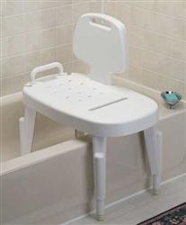 Adjustable Bath Transfer Bench 350 Lbs Weight Capacity